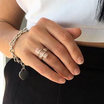 Tourmaline Pink Ring