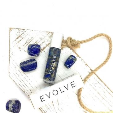 Lapis Lazuli Crystal Roller